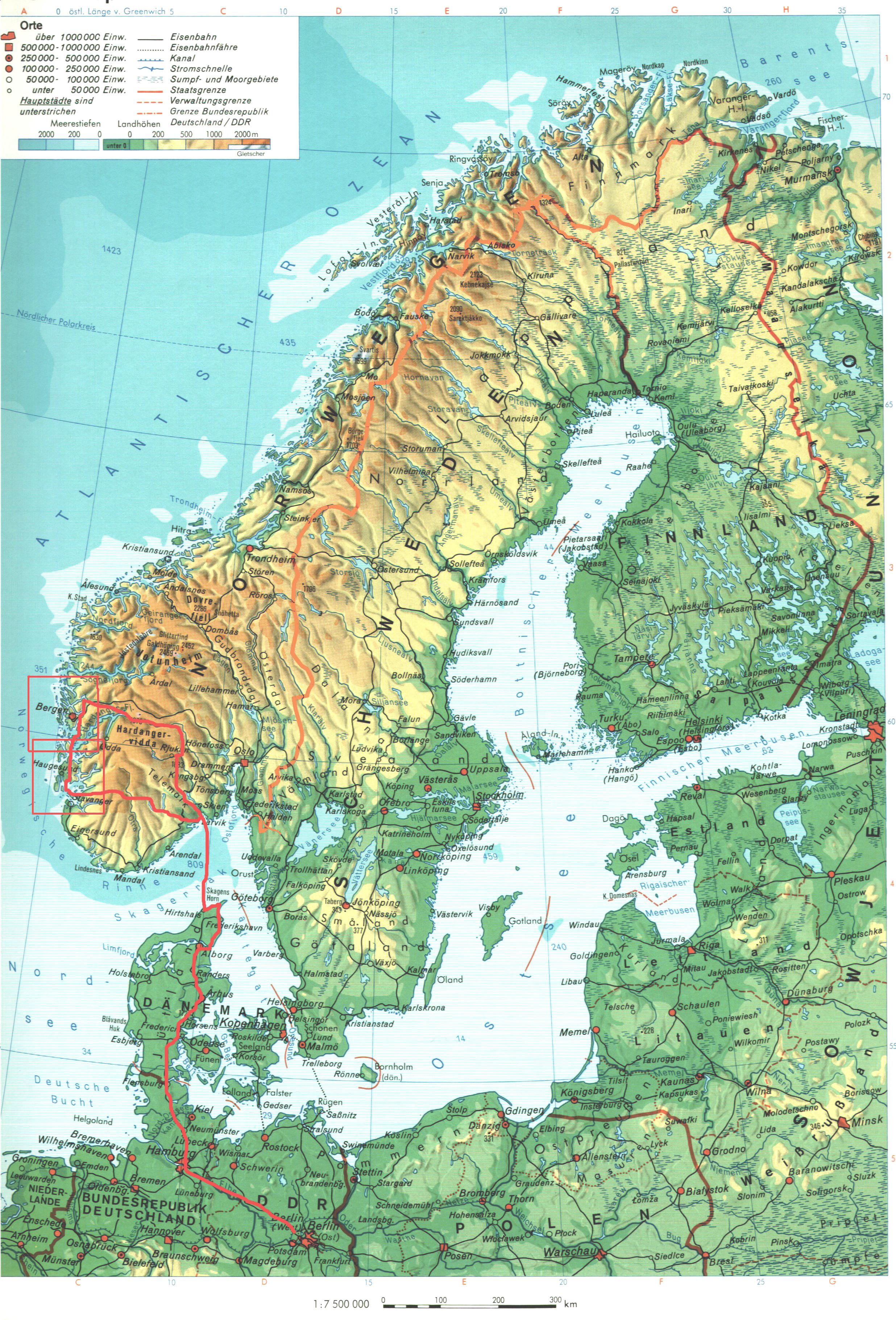 Karte Norwegen Schweden.Norwegen Freunde Forum Thema Anzeigen Roadtrip Durch